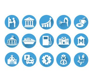 #8 cho Design some Icons for categories bởi khadkamahesh07