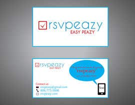 #9 cho Design some Business Cards for rsvpeazy bởi kpkdesign