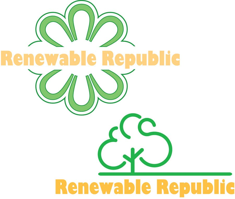 Contest Entry #                                        37                                      for                                         Logo Design for The Renewable Republic