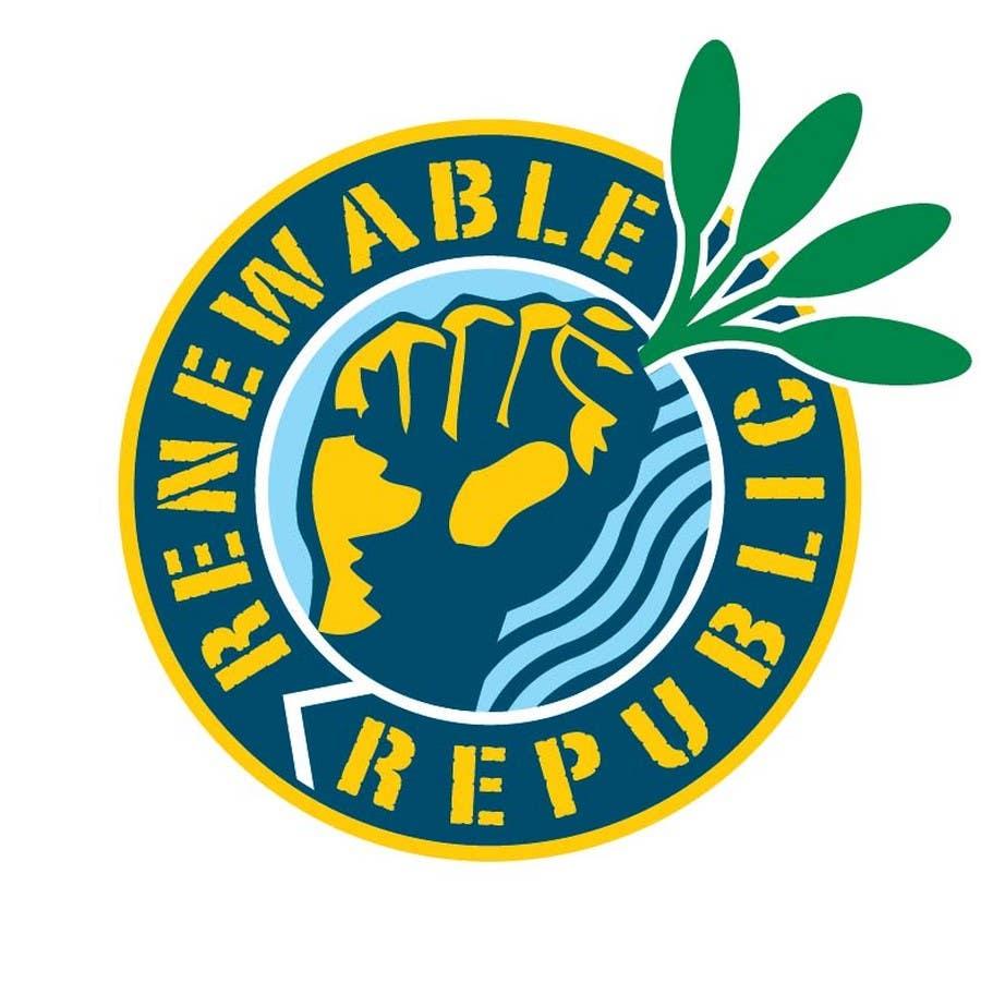 Konkurrenceindlæg #33 for Logo Design for The Renewable Republic