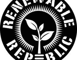 nº 75 pour Logo Design for The Renewable Republic par Maxrus