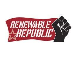 jonWilliams74님에 의한 Logo Design for The Renewable Republic을(를) 위한 #27