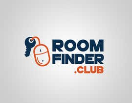 #157 for Design a Logo for ROOMFINDER.CLUB af alaasaleh84