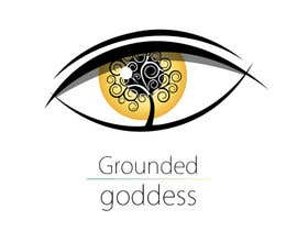 #55 for Design a Logo for GROUNDED GODDESS af taraskhlian