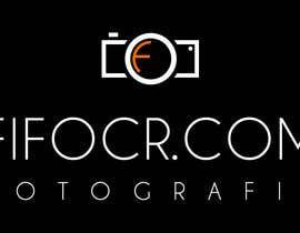 #23 for Diseñar un logotipo pagina de fotógrafo af adriccp