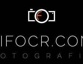 #35 for Diseñar un logotipo pagina de fotógrafo af adriccp