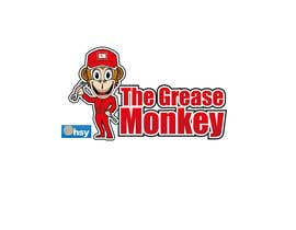 #170 for Design a Logo for The Grease Monkey af HimawanMaxDesign