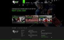 Bài tham dự #3 về Graphic Design cho cuộc thi Design a Website Mockup for NextLevelHockey