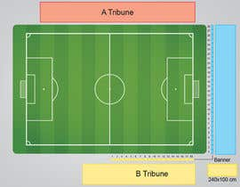 #1 untuk Make a sells map for stadium oleh brissiaboyd
