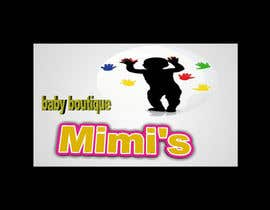 #19 for Design a Logo for 'Mimi's baby boutique' af fb54525110b7840