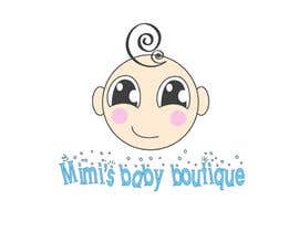 #24 cho Design a Logo for 'Mimi's baby boutique' bởi nslabeyko