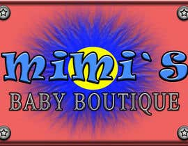 #12 for Design a Logo for 'Mimi's baby boutique' af sevumyan83