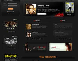 #14 cho Design a Website Mockup for BattleDays bởi SumitDevil