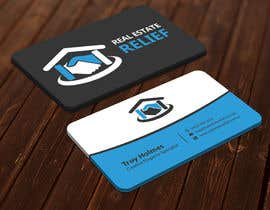 #82 untuk Design some Business Cards for Real Estate Relief oleh imtiazmahmud80