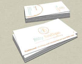 #83 untuk Design some Business Cards for Baby Boutique oleh smshahinhossen