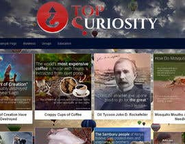 #6 for Build a Wordpress Website for Curiosity af mak633
