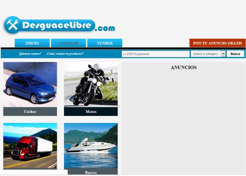 #20 for Diseño logotipo para web de compra venta by KevinChoiKang