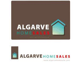 #26 untuk Design a Logo for Algarvehomesales.com oleh TatianaMolina