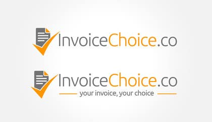 #27 untuk Design a Logo and Banner for InvoiceChoice.com oleh Huelevel