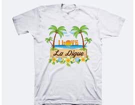 bombom666 tarafından Design a T-Shirt for Seychelles festival için no 11