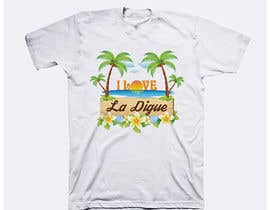 #11 cho Design a T-Shirt for Seychelles festival bởi bombom666