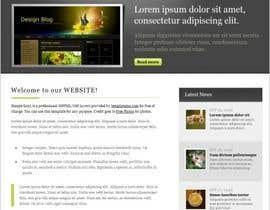 Nro 3 kilpailuun vevey architecte web template käyttäjältä saif123568