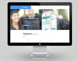 Nro 12 kilpailuun vevey architecte web template käyttäjältä thonnymalta