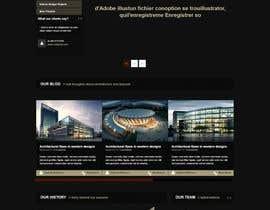 anuragbhelsewale tarafından vevey architecte web template için no 9