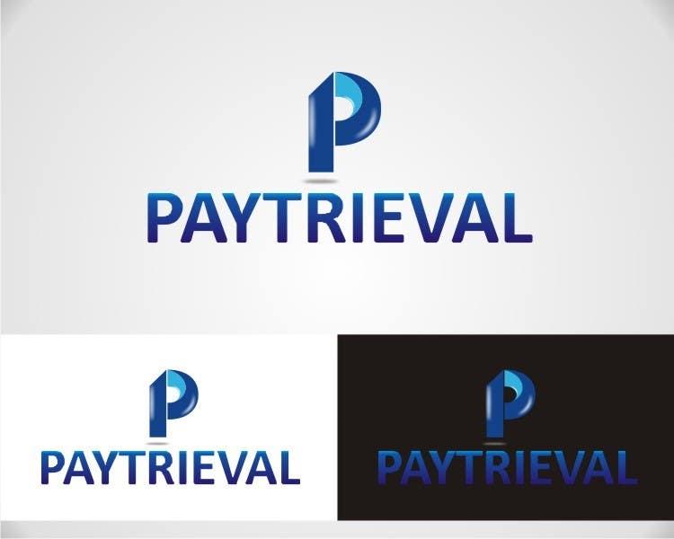 Bài tham dự cuộc thi #                                        104                                      cho                                         Design a Logo for Paytrieval (Timesheet entering and Payslip checking app)