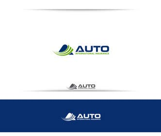 #74 untuk Design a Logo for Auto Insurance/Tag Agency Office oleh thelionstuidos