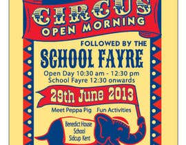 tjayart tarafından Design a Flyer for School Open Day için no 26