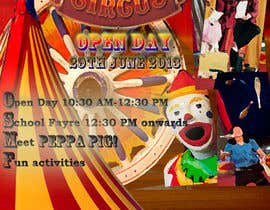Arreane21 tarafından Design a Flyer for School Open Day için no 17