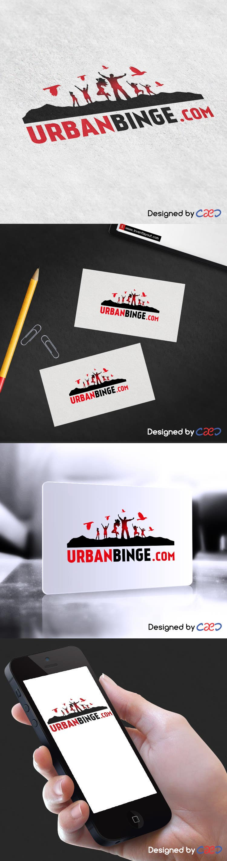 #47 for Design a Logo for a website by ChocobarArce