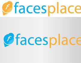 #197 for Design a Logo for facesplace af rameshsoft2