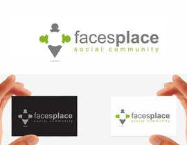 #103 for Design a Logo for facesplace af brather3