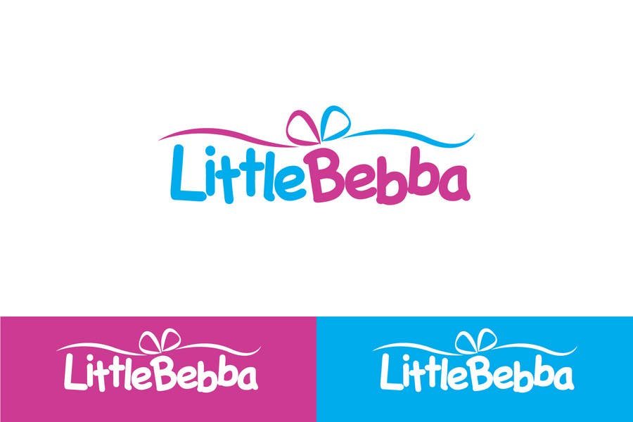 Конкурсная заявка №102 для Logo Design for Little Bebba