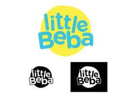 nº 8 pour Logo Design for Little Bebba par dreamon72