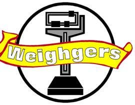 #70 para Logo Design for Weighgers de djmrice