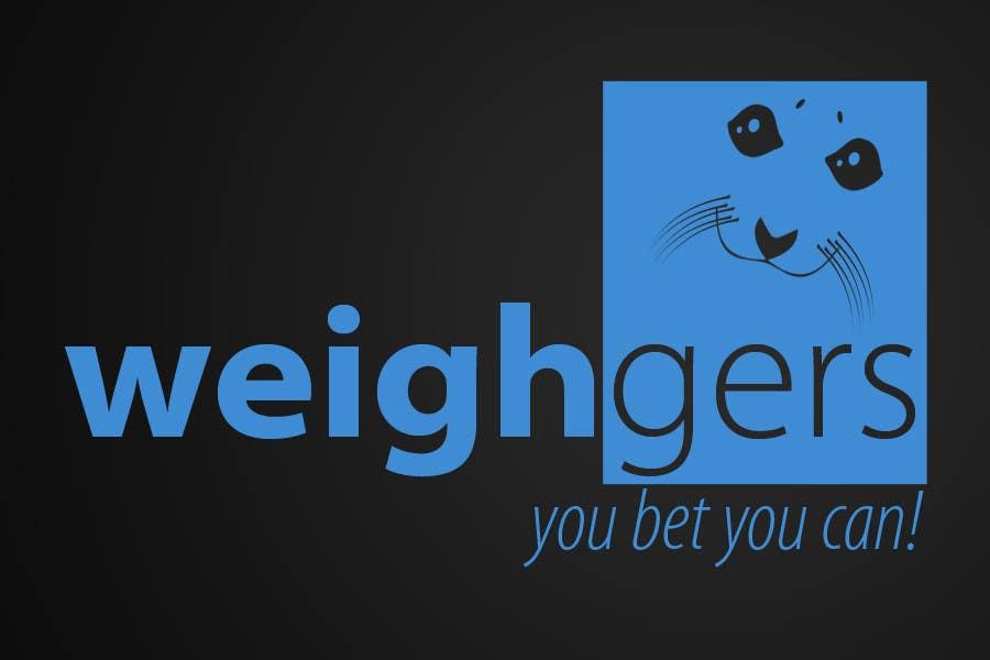 Konkurrenceindlæg #138 for Logo Design for Weighgers