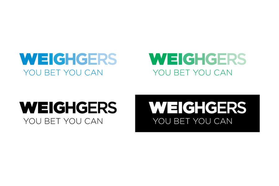 Penyertaan Peraduan #37 untuk Logo Design for Weighgers
