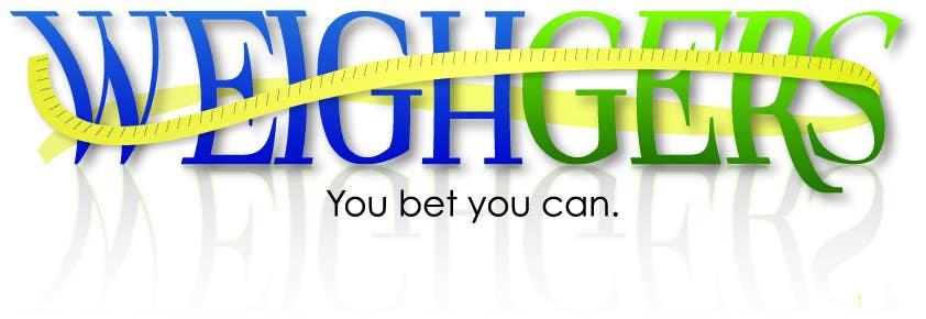 """Intrarea #114 pentru concursul """"Logo Design for Weighgers"""""""