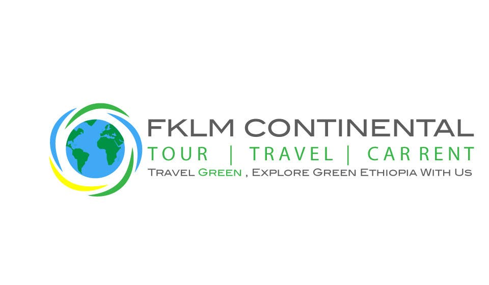 #60 for Logo for Environmentally friendly Tour and Travel In Ethiopia by LucianCreative