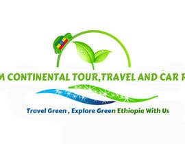 #17 untuk Logo for Environmentally friendly Tour and Travel In Ethiopia oleh acmstha55