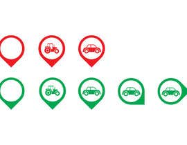 #75 for GPS Fleet Management Map Icons af sumisu22