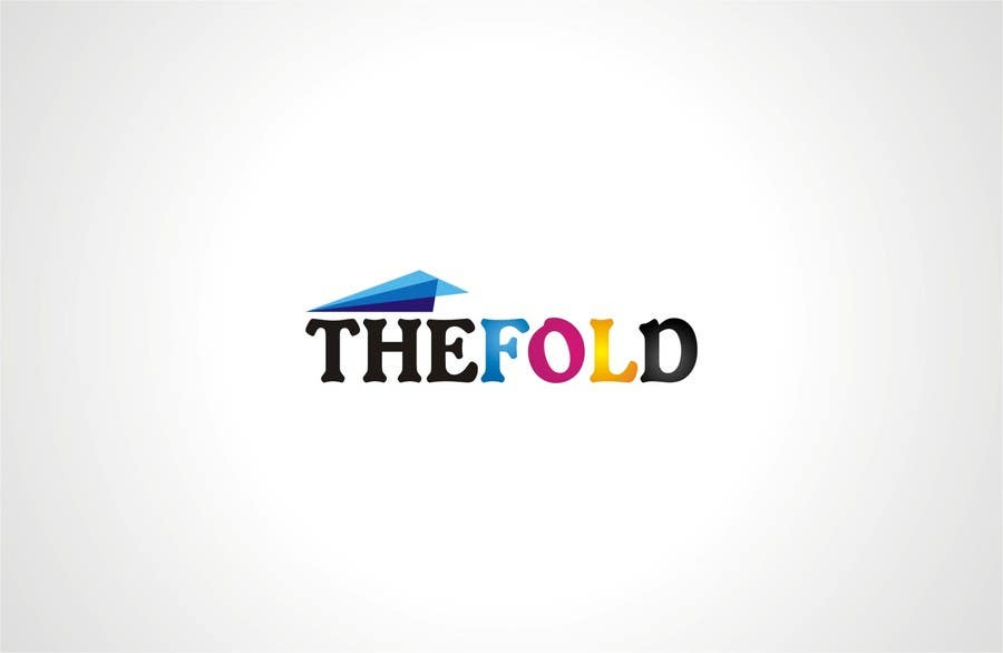 #187 for Design a Logo for The Fold (a Print Studio) by nomi2009