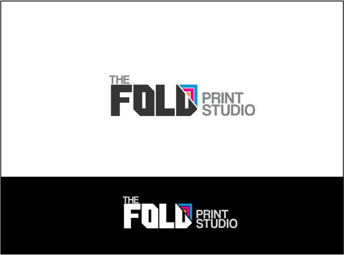 #164 for Design a Logo for The Fold (a Print Studio) by rueldecastro