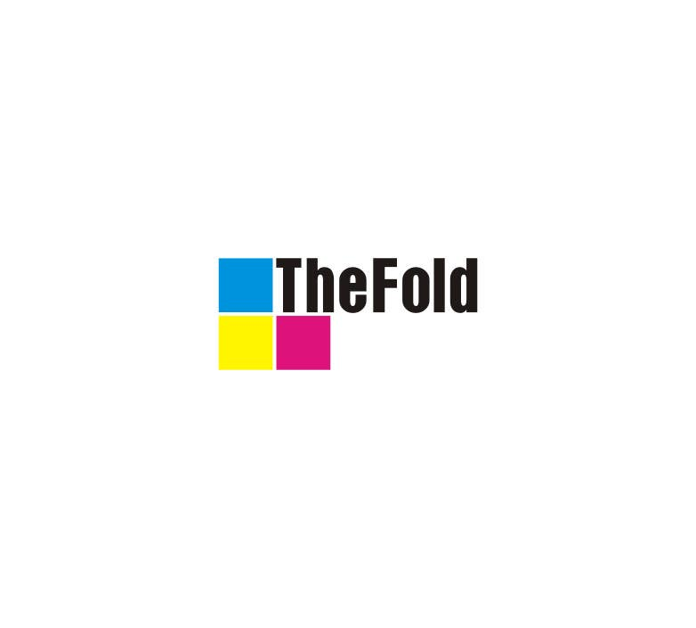 #183 for Design a Logo for The Fold (a Print Studio) by ibed05