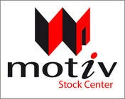 Graphic Design Contest Entry #150 for Design a Logo for Motiv Stock Center