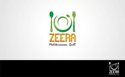 #69 for Design a Logo for Mediterranean Restaurant concept by nomi2009