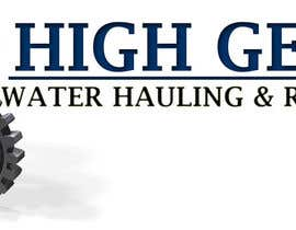 #31 for Redesign/revisualization of the current Logo for High Gear Water Hauling & Rentals af paulgillion